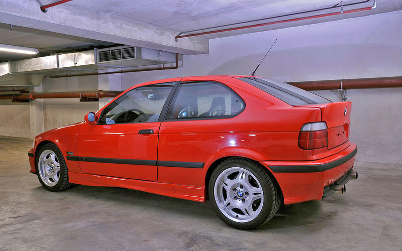 BMW M3 Compact (1996)