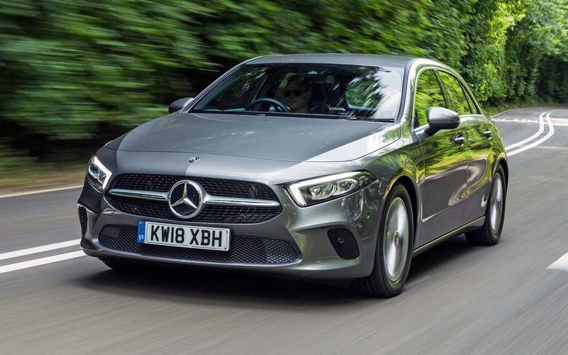 Mercedes-Benz A-Class – £24,095