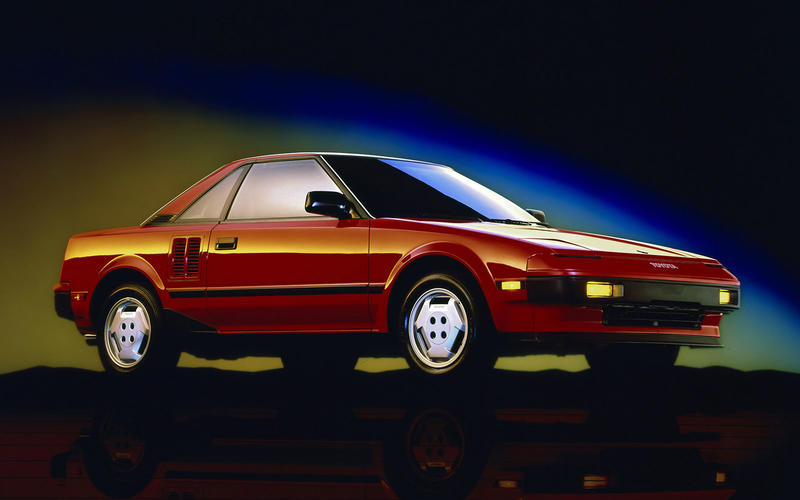 Toyota MR2 (1984)