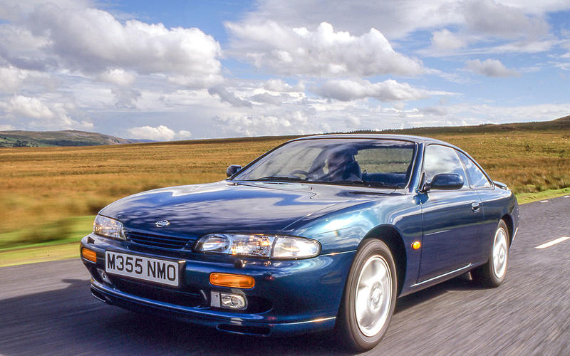 Nissan 200SX – from £3000