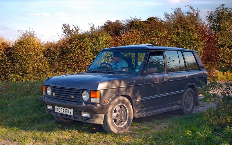 Range Rover LWB (1992)