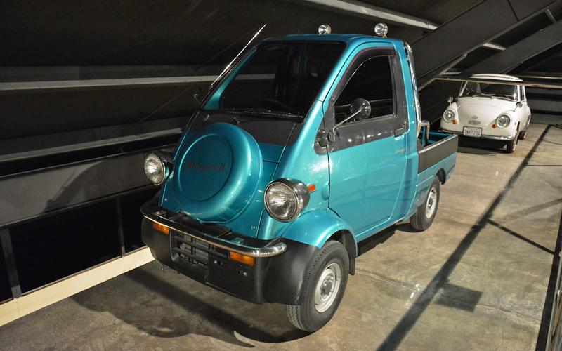 Daihatsu Midget II