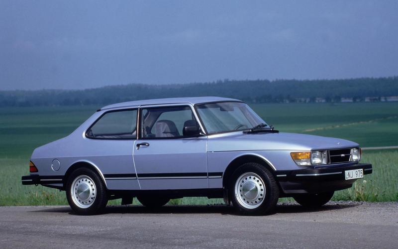 Saab 90 (1984)