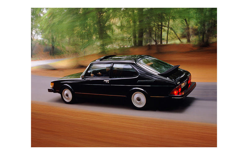 Saab 900 Turbo (The Man From Barbarossa and others)