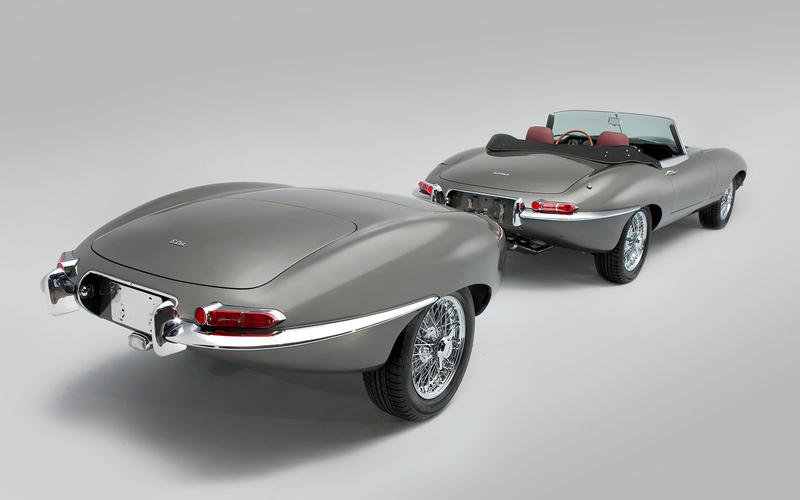 A stretched E-Type