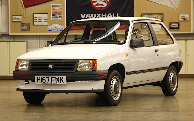Vauxhall Nova: the myth