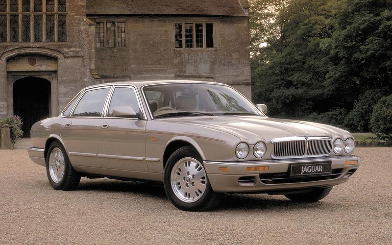 Jaguar X300 (1994)
