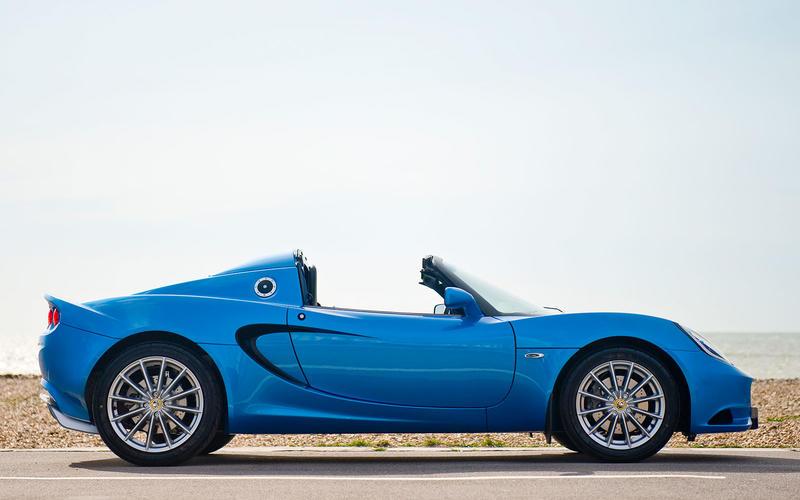 Lotus Elise S2 (2001 on)