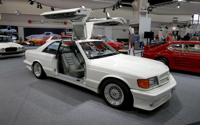 Mercedes-Benz SGS 500SEC