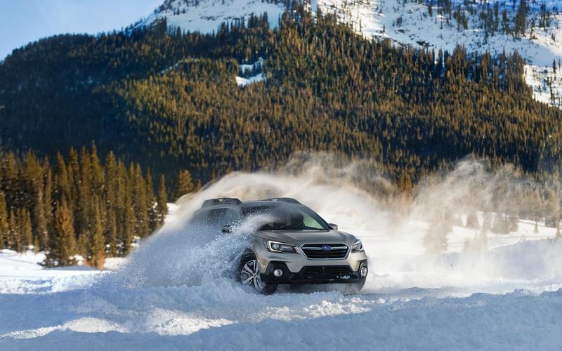 Subaru – all-wheel drive