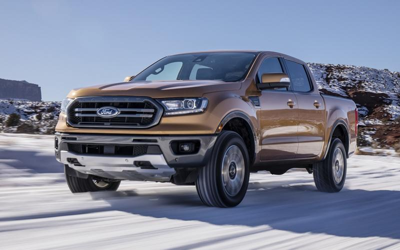 Ford Ranger, fourth-generation (2018)