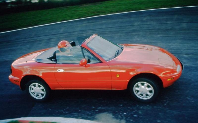 Mazda MX-5 Mk1 Daisy (1990)