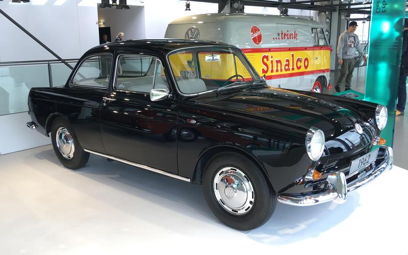Volkswagen 1500 (1961)