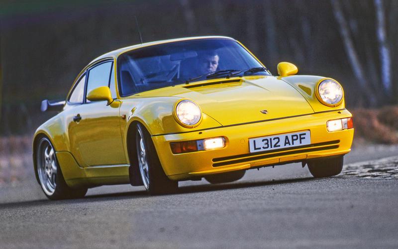 911 3.6 Turbo (1992)