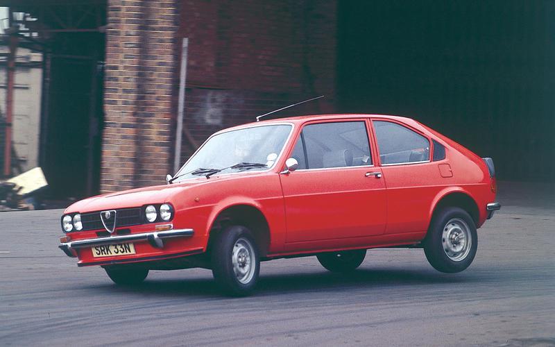 Alfa Romeo – Alfasud, 1972-1989: 1.02 million