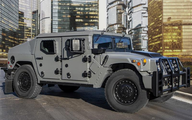 The Humvee in 2020