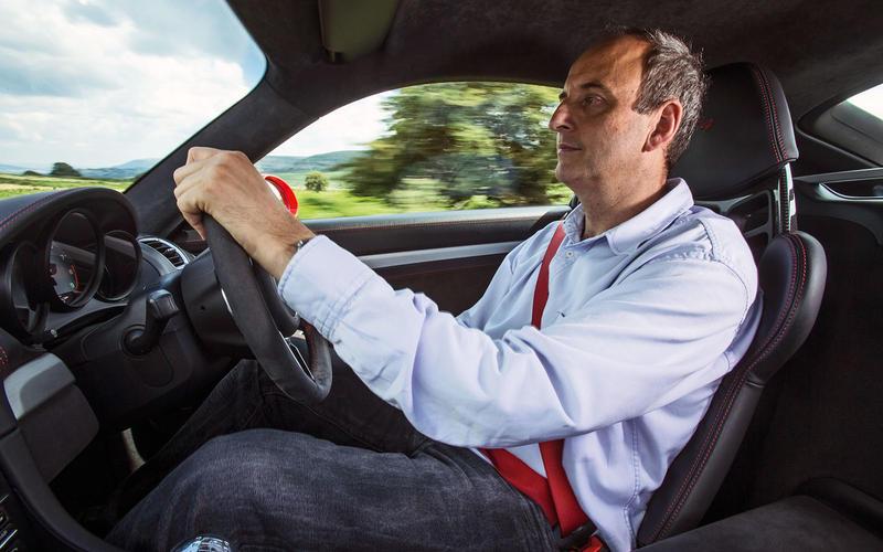 Andrew Frankel - Senior contributing writer - Autocar