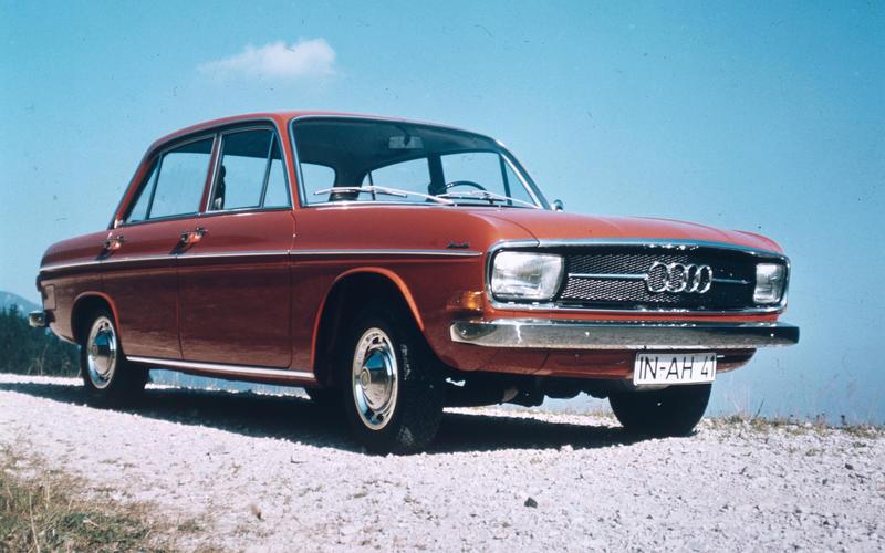 Audi returns