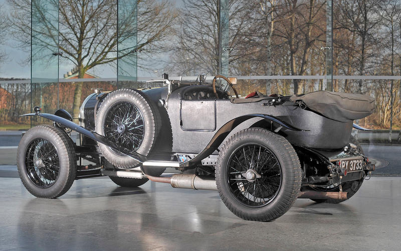 Bentley: 3-Litre (1919)