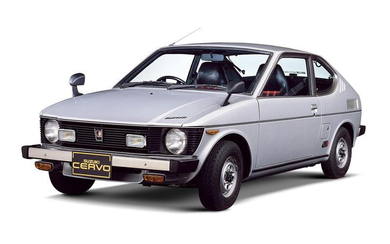 Suzuki Cervo (1977)