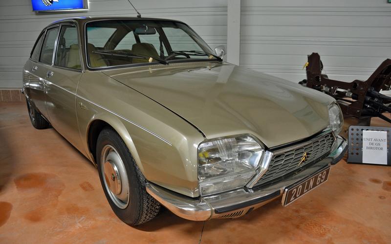 GS Birotor (1974)