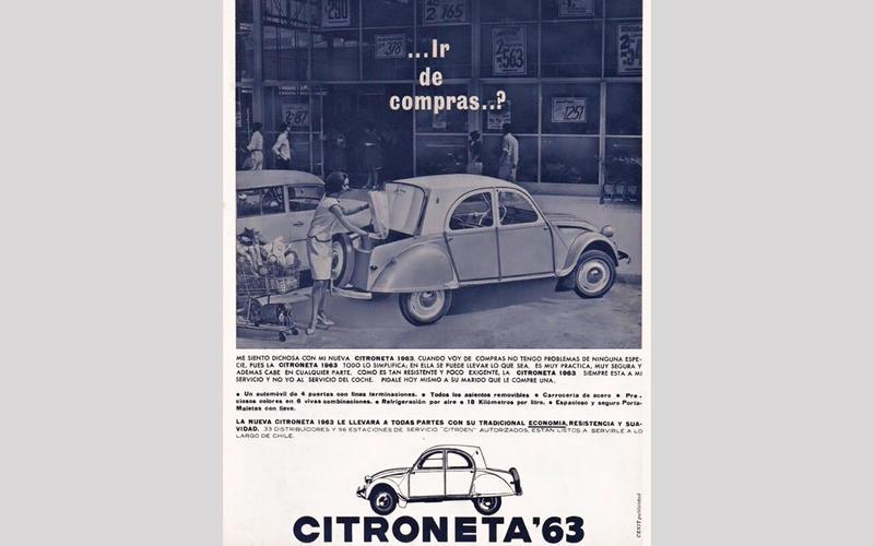 Citroën Citroneta (1959)