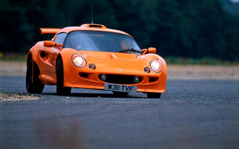 77 2000 Lotus Exige