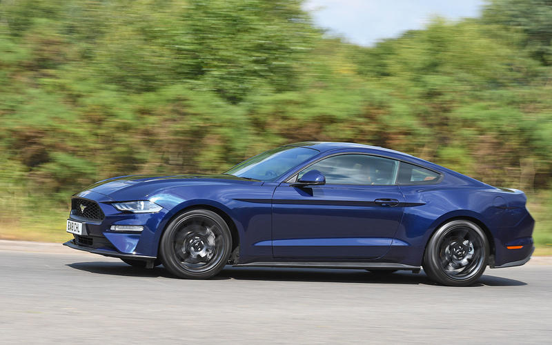 29: Ford Mustang