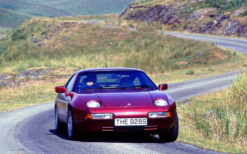 78. 1978 Porsche 928