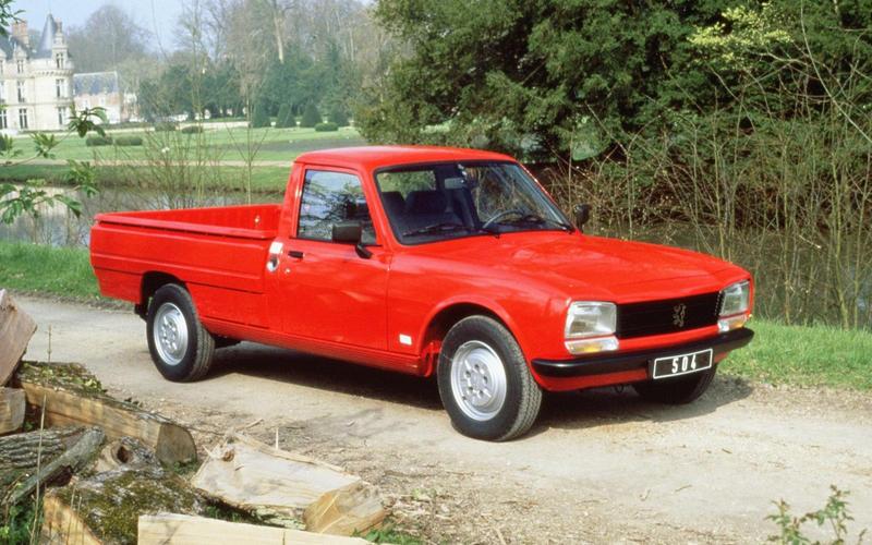 Peugeot 504 (1968-2006) – 38 YEARS