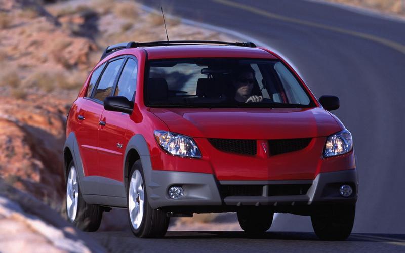 Pontiac Vibe GT (2002)