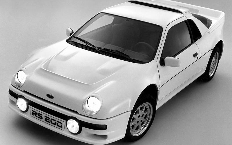 Ford RS200 (1985)