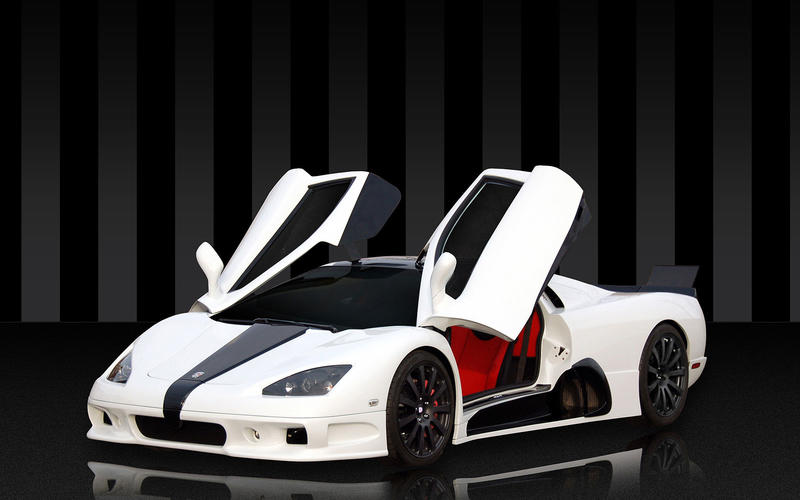 SSC Ultimate Aero (2006-2013) - 256mph