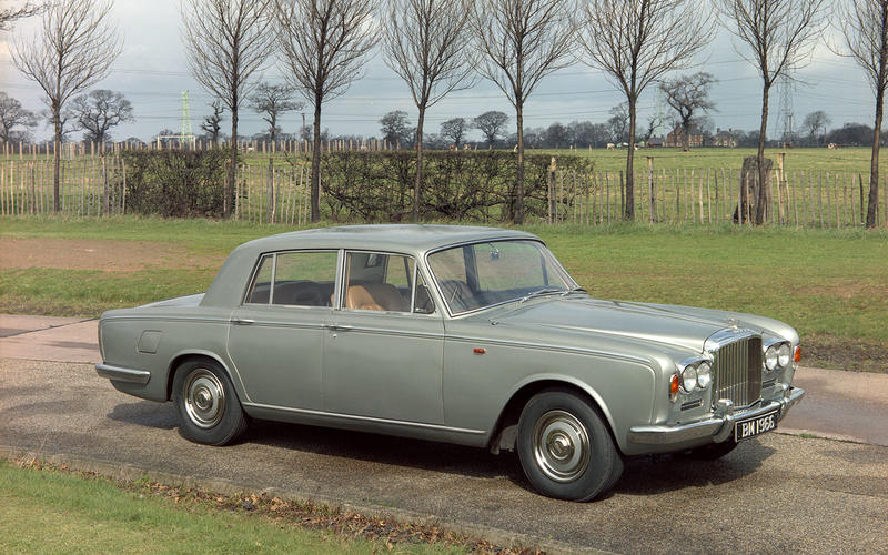 Bentley T series (1965)