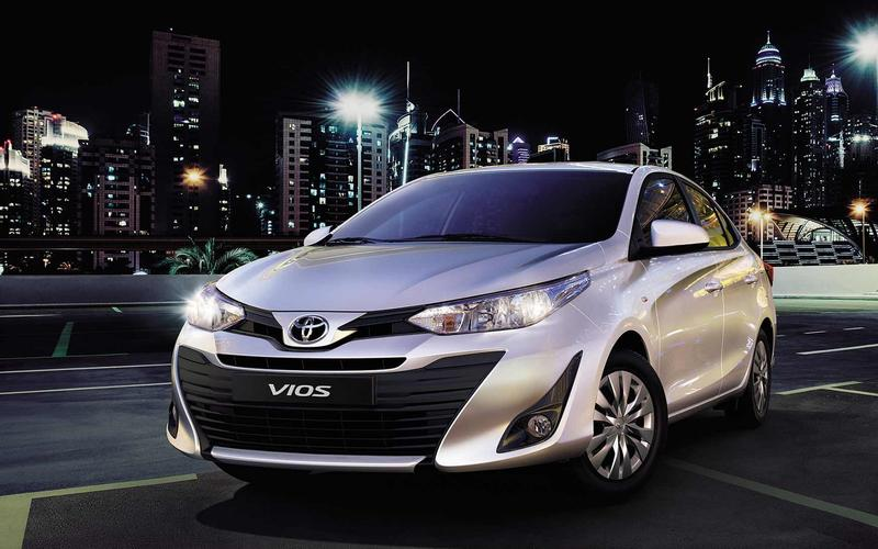 22: Philippines, Toyota Vios – 30,055