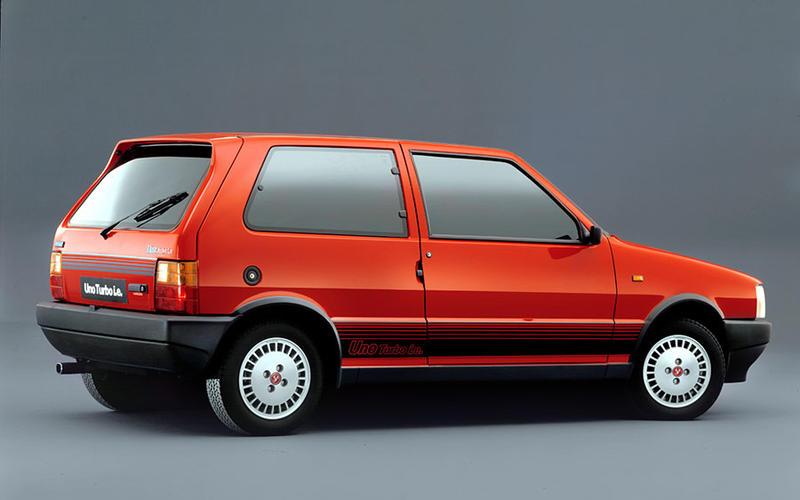 Fiat Uno Turbo (1985)