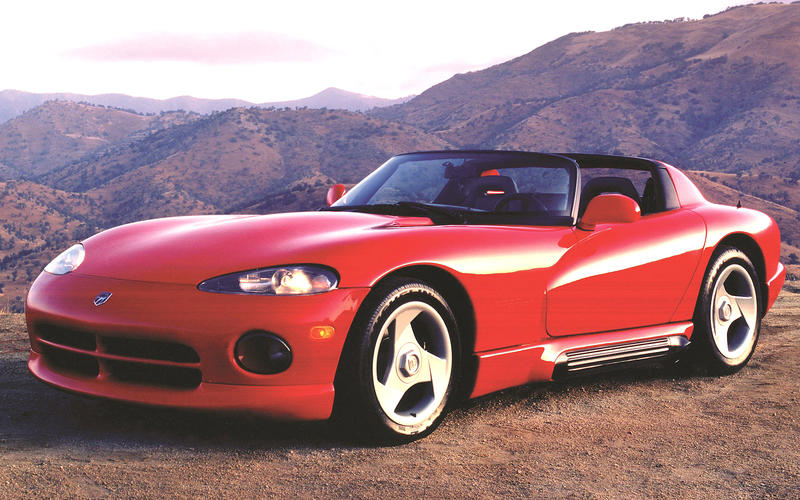 V10 ENGINE: Dodge Viper (1991)