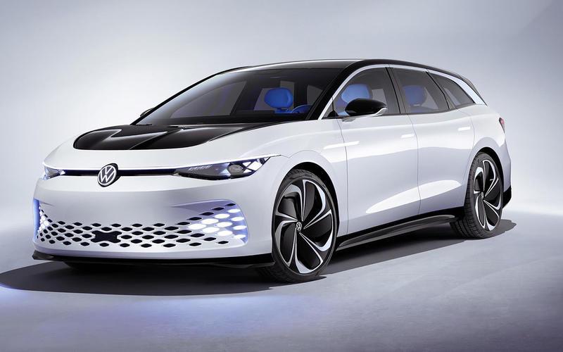 23: Volkswagen ID. Space Vizzion