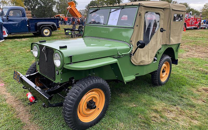 Jeep: CJ-2A