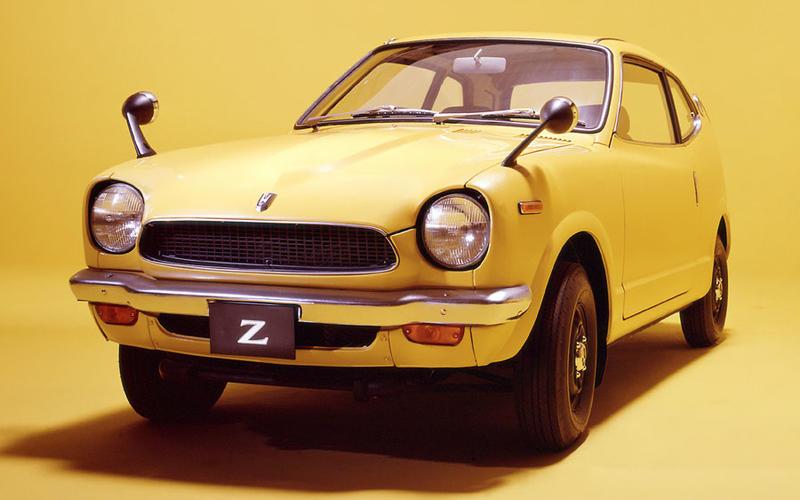 Honda Z coupé