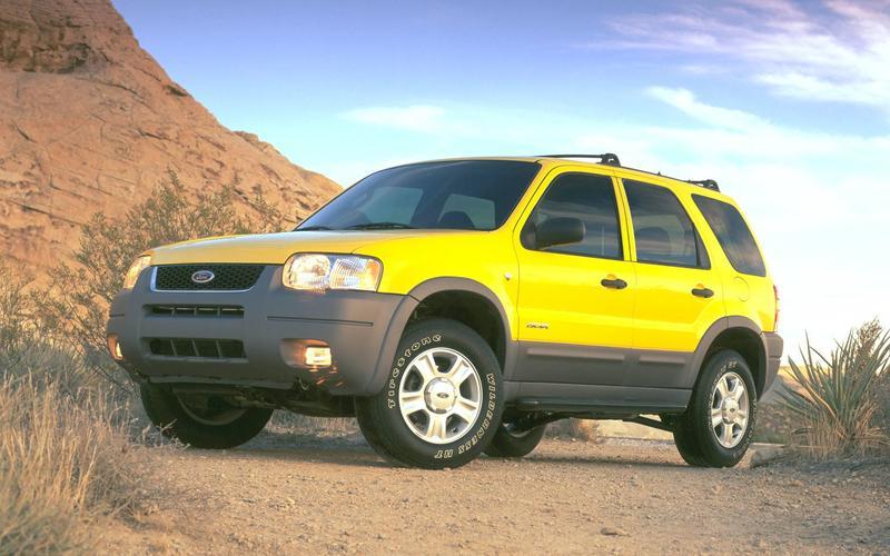 Ford Escape (2001) – 3 models