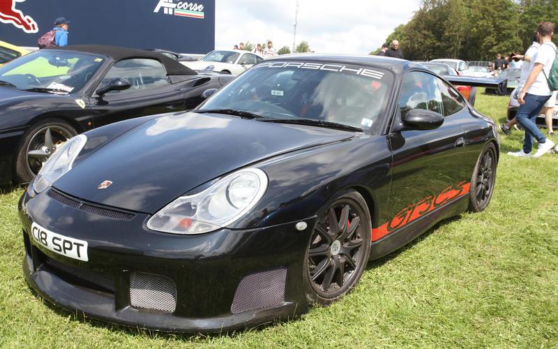 Porsche 911 (996) GT3 Club Sport