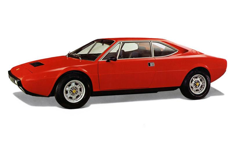 Ferrari Dino 308 GT4 (1973)