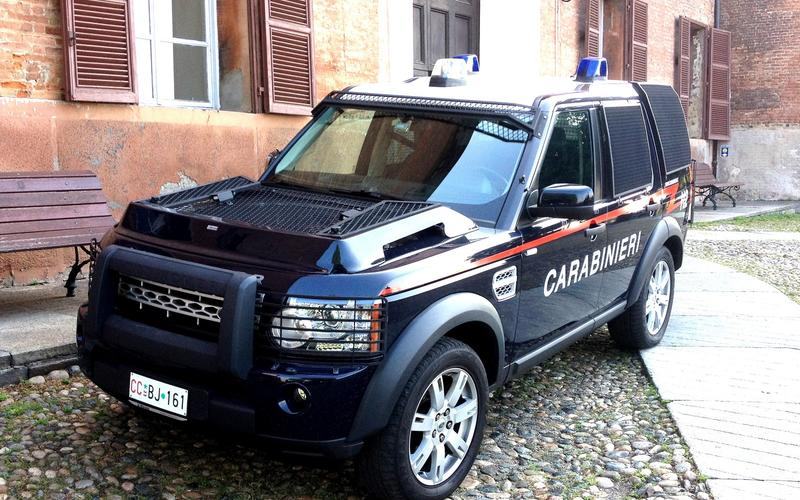 58: Land Rover Discovery (Italy)