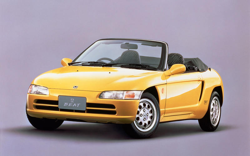 Honda Beat (1991)