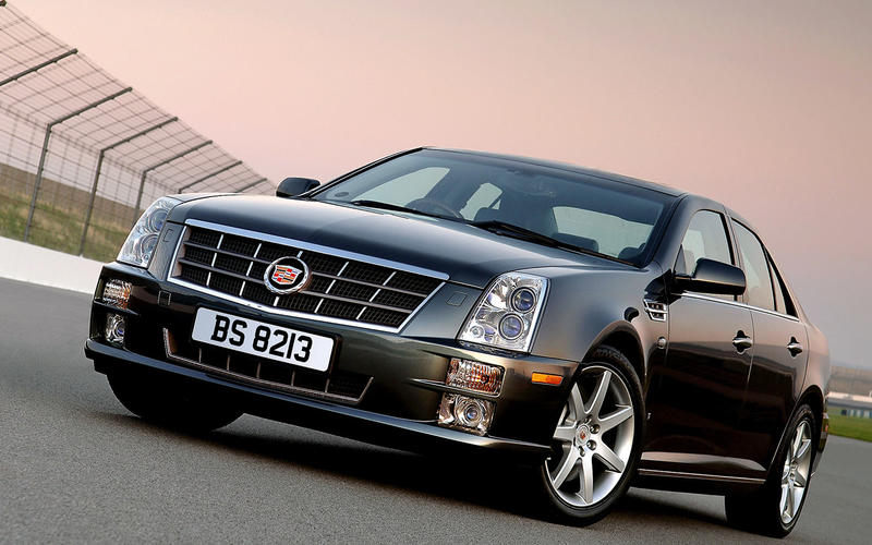 Cadillac STS (2009-10)