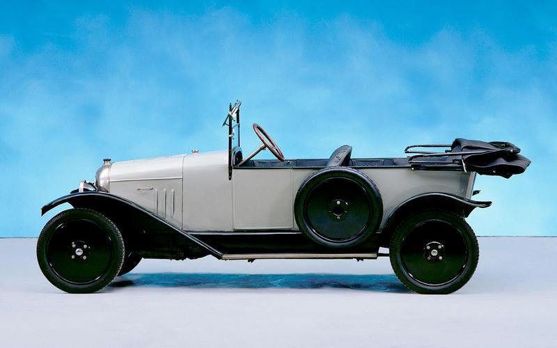 Citroën: Type A (1919)