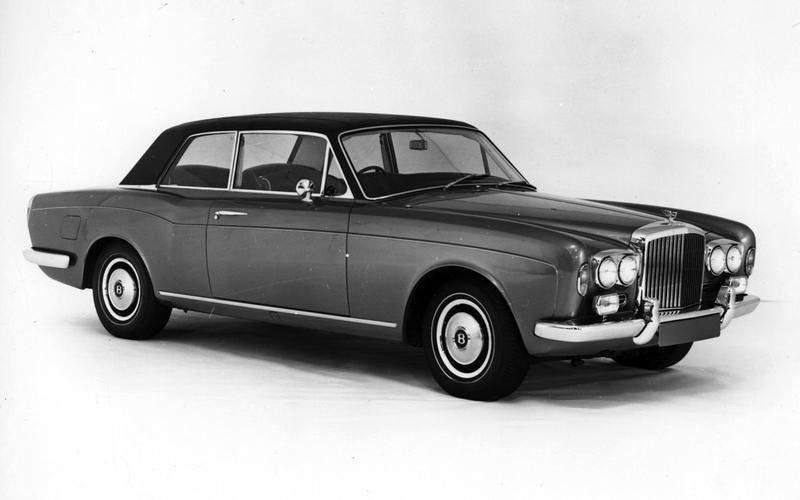 Bentley Corniche (1971)