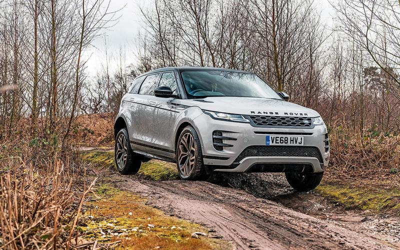 28: Range Rover Evoque