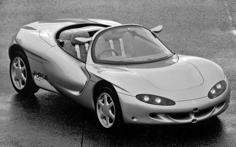 HSR-III concept (1991)